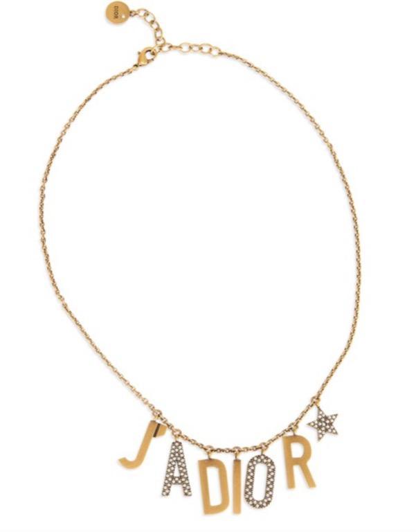 *法國代購*Dior J'Adior necklace 經典項鍊