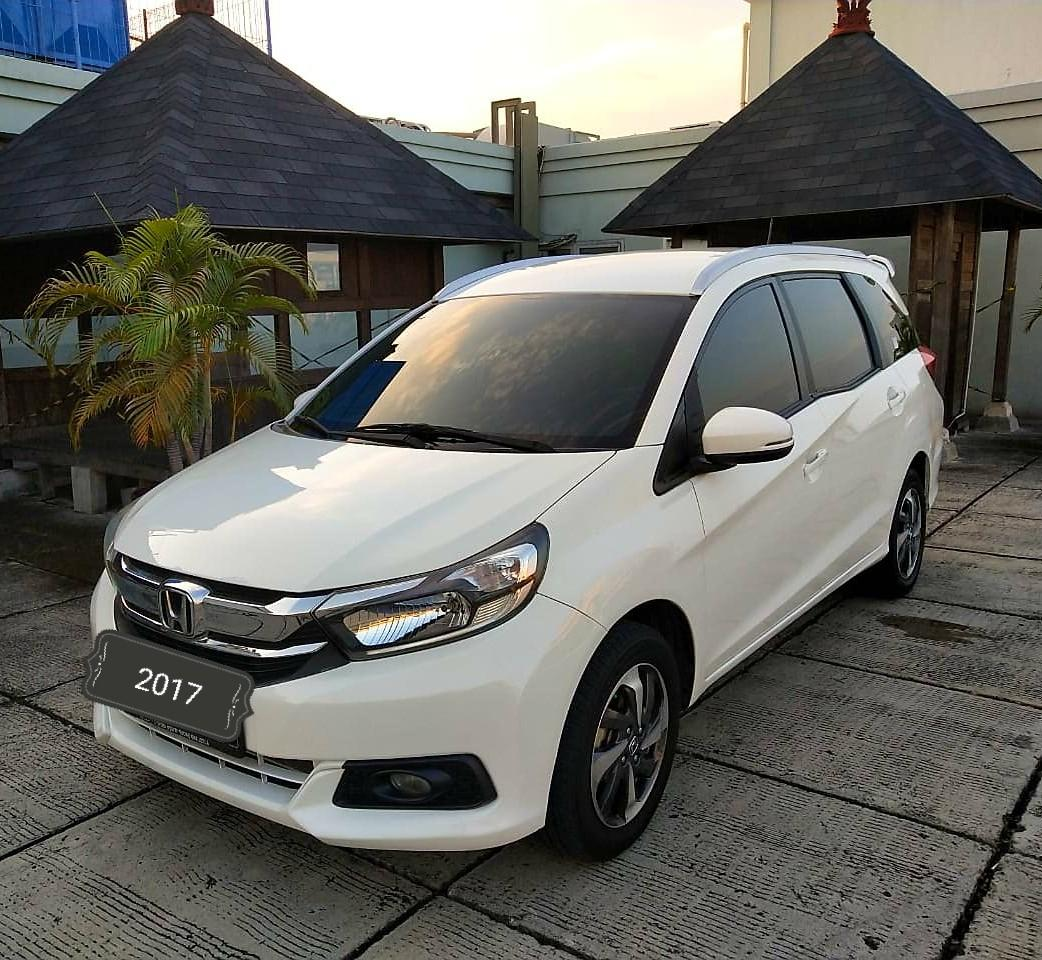 Honda Mobilio E 1.5 At speck up 2017 angs 1.9 jt