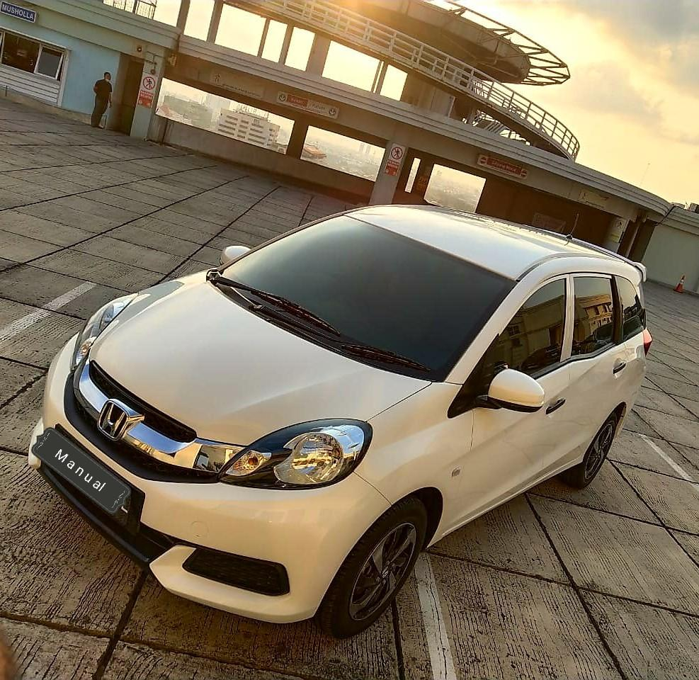 Honda Mobilio S up 1.5 MT 2016 angs 1.9 jt