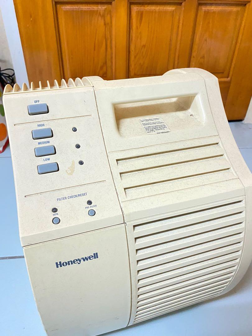Honeywell 空氣清淨機
