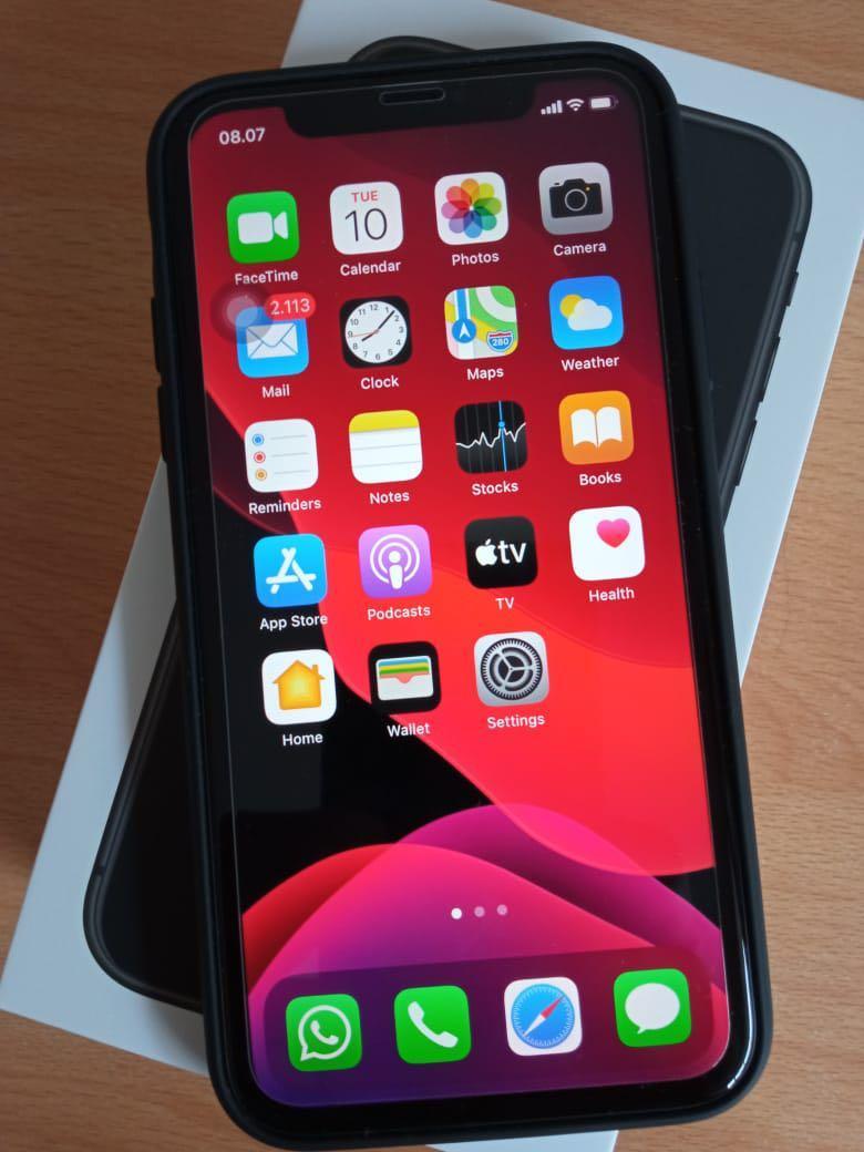 iphone 11 kapasitas 128GB garansi resmi iBox mulus like new