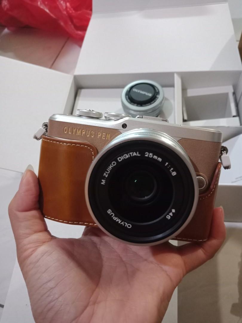 Kamera olympus PEN E-PL9