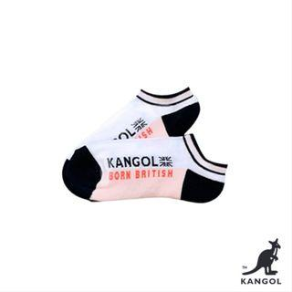 KANGOL 拼色短襪💞