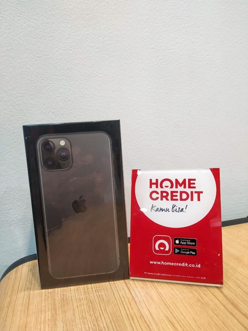 Kredit cepat iPhone 11 Pro 256GB Garansi IBox Disc admin