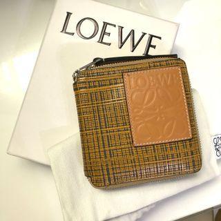 Loewe 拉鍊短夾