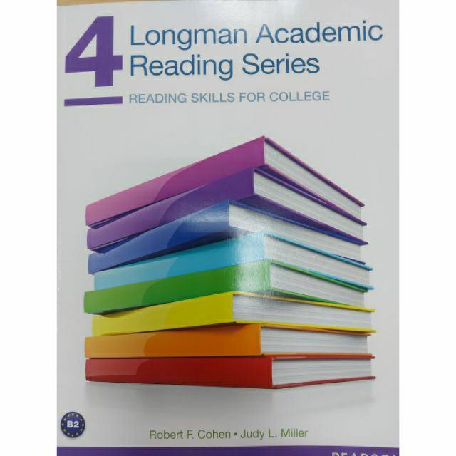 Longman Academic Reading Series 4 : reading