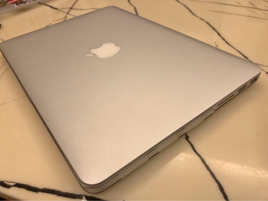 Macbook pro2015年8G ssd256