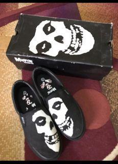 Misfits shoes slip on