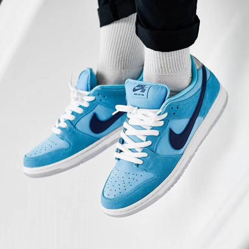 Nike SB dunk Low blue fury, Men's