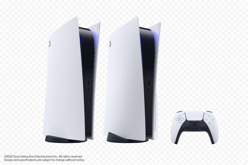 PS5 DIGITAL and DISK