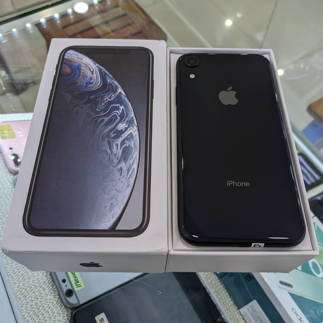 Second iPhone XR 128GB Fullset