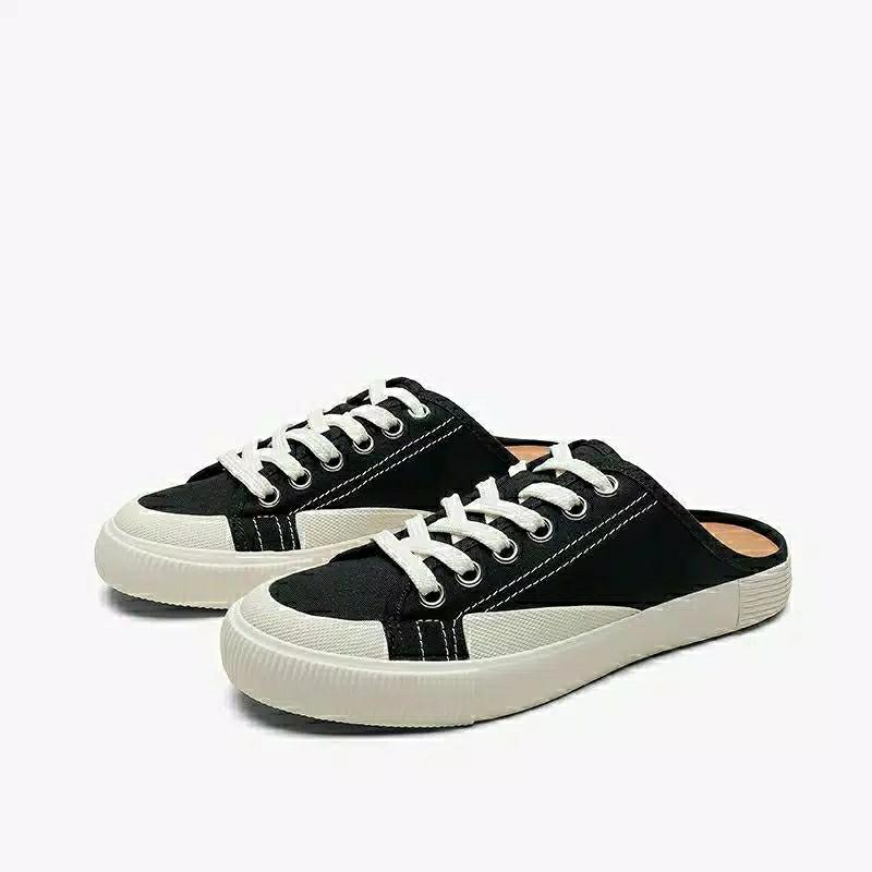 Sneakers half