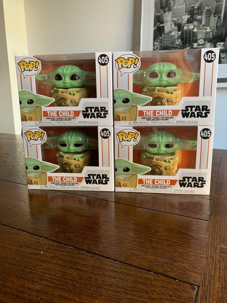 The Child (Baby Yoda) Funko Pop #405 BRAND NEW ONLY ONES in Canada