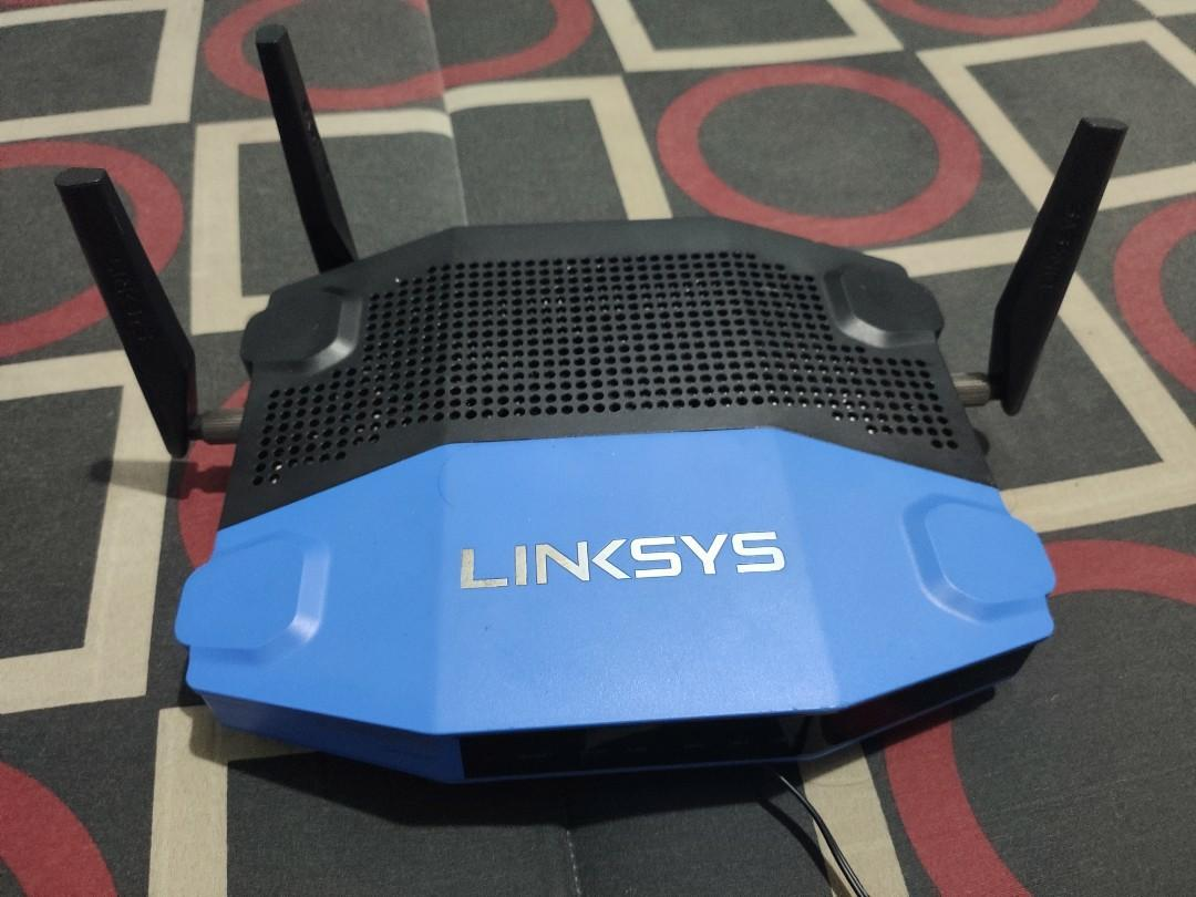 Wifi Router Murah Linksys 5G Router