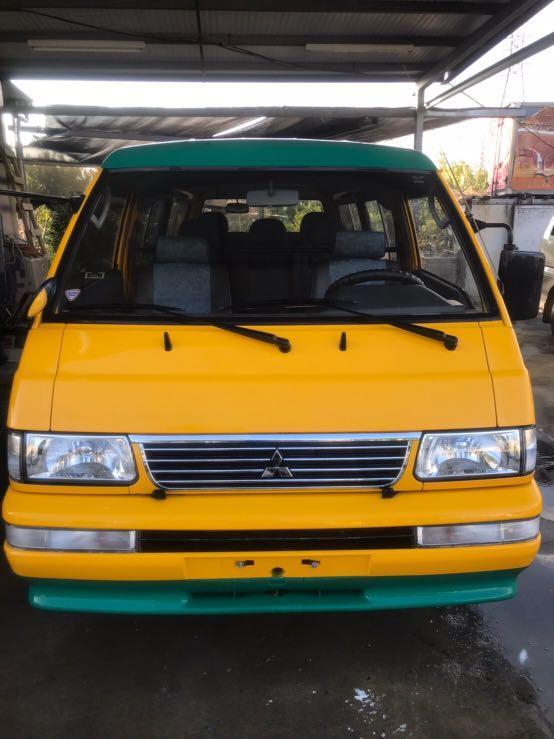 2010年得利卡廂型車2.4cc