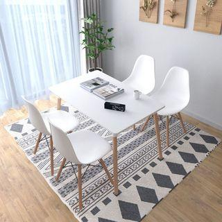 4 Seater Dining Table View All 4 Seater Dining Table Ads In Carousell Philippines