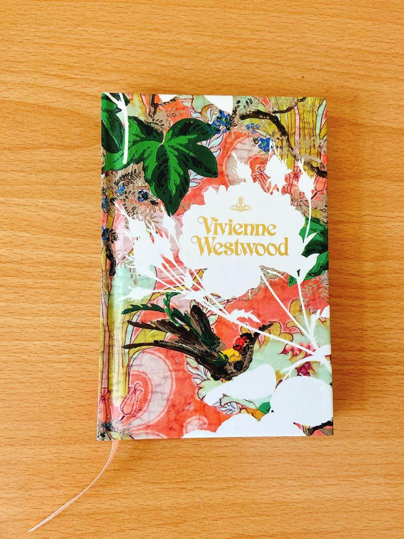 交換禮物 Vivienne Westwood 空白全新筆記本