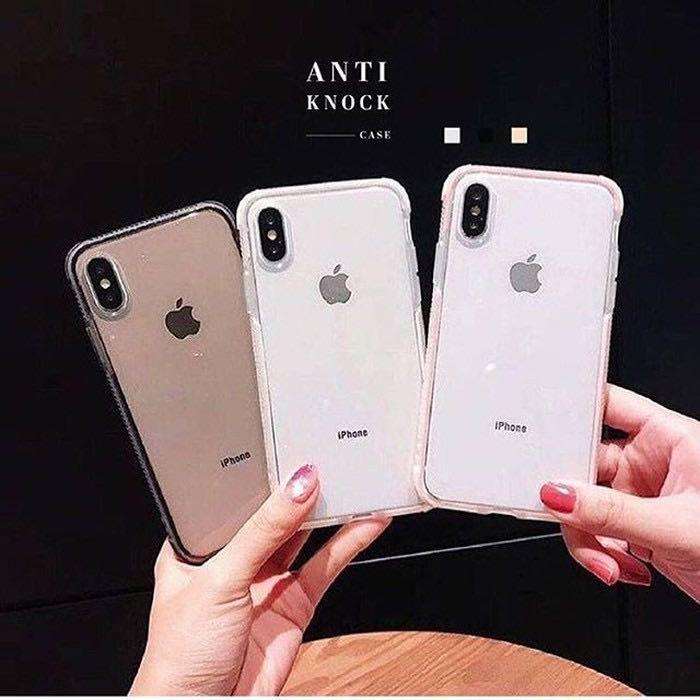 Anti knock case for iphone xr