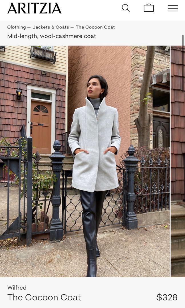 Aritzia Cocoon Jacket XS