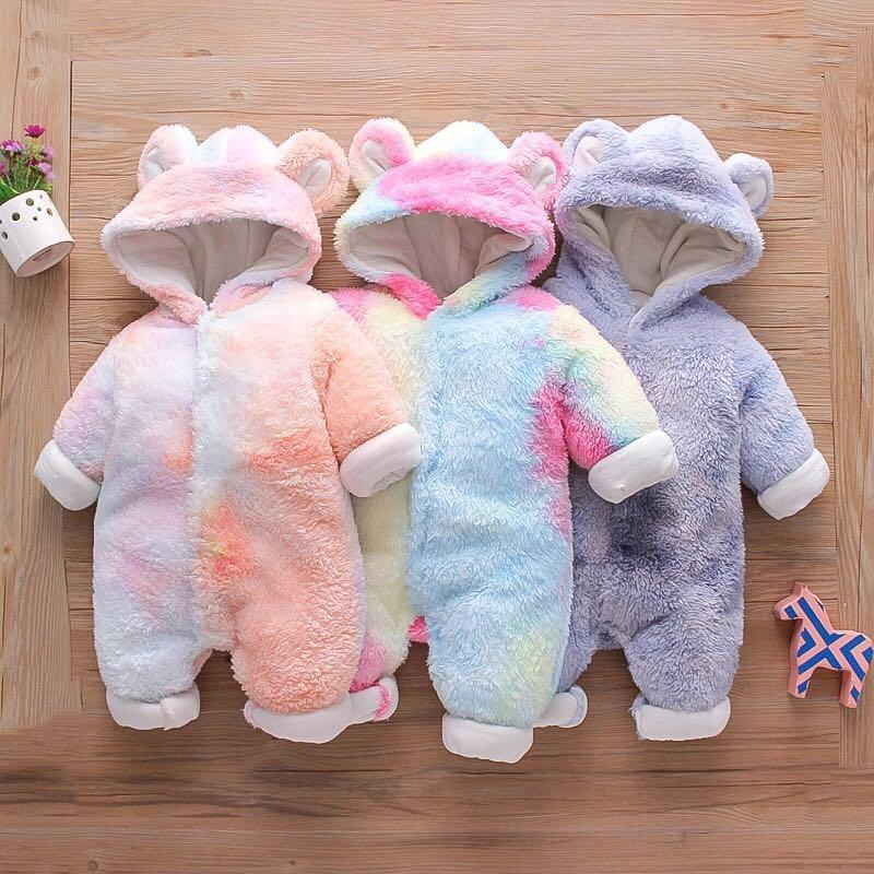 Baby girl romper/jumpsuit
