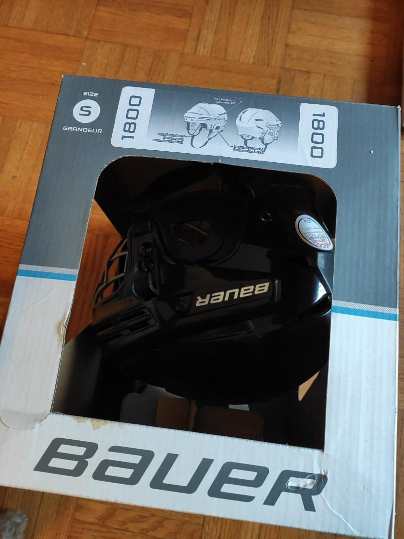 Bauer 1800 Hockey Helmet size S