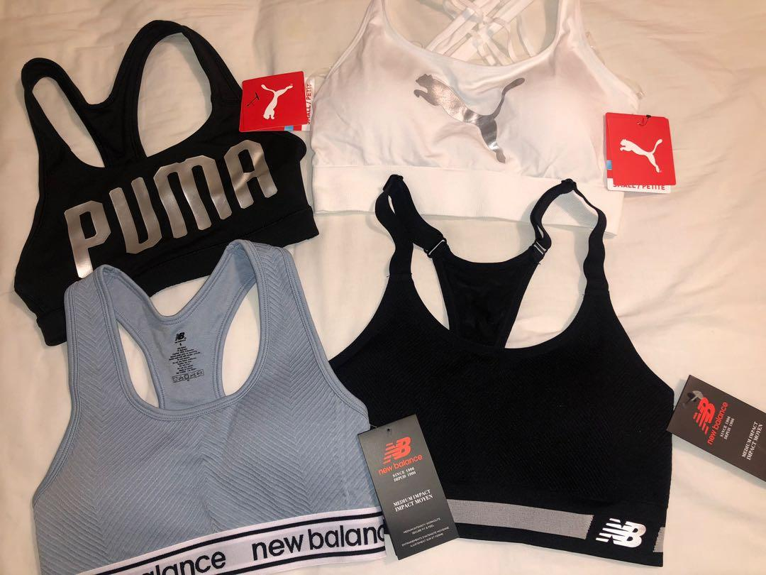 Brand new with tags sports bras