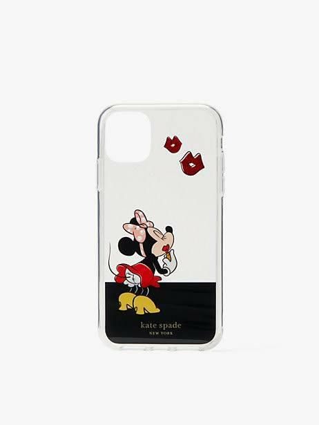 Casing Iphone 11 Pro Max KS x Minnie Mouse Original