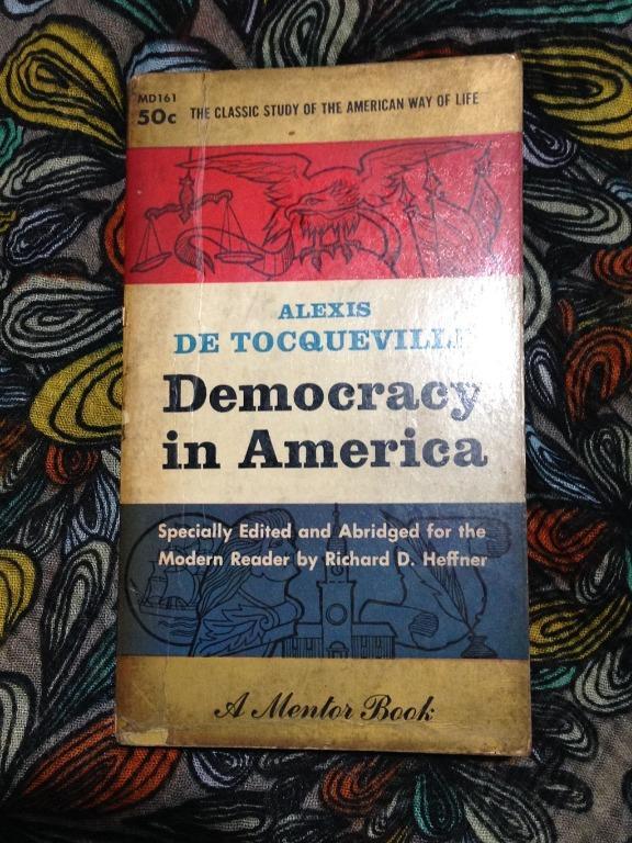 Tocqueville reader