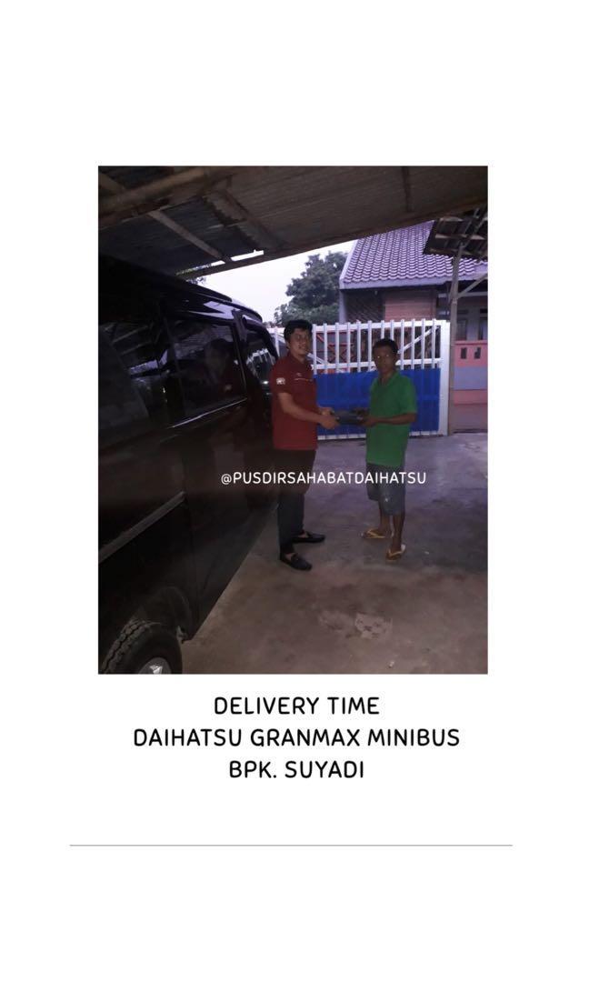 DP MURAH Daihatsu Granmax Minibus mulai 15 jutaan. Daihatsu Fatmawati