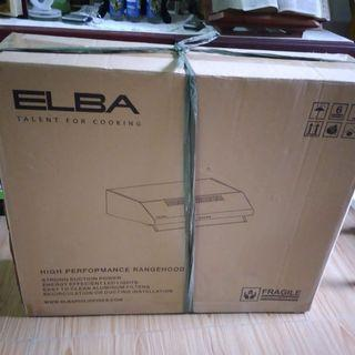 ELBA HIGH PERFORMANCE RANGE HOOD (ELH602)