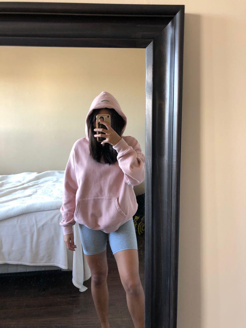 FOG Essentials blush sweater