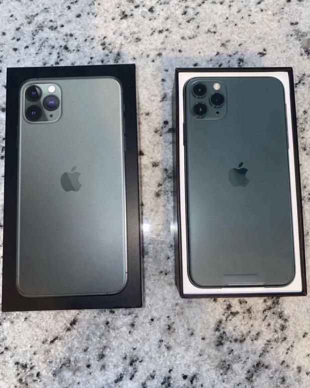 iPhone  11 PRO 256GB & 64GB