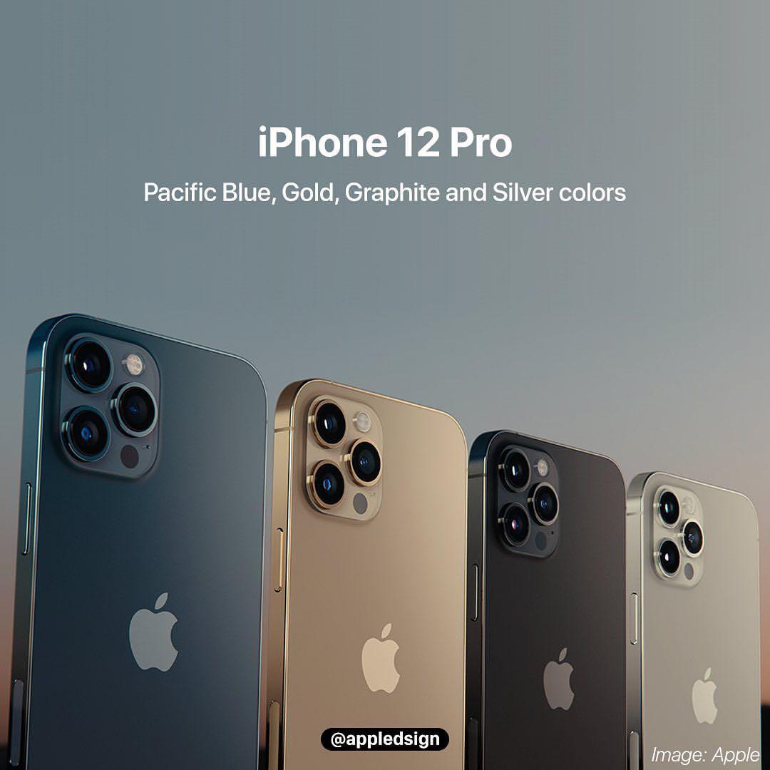 iPhone 12 Pro Max 512GB garansi internasional