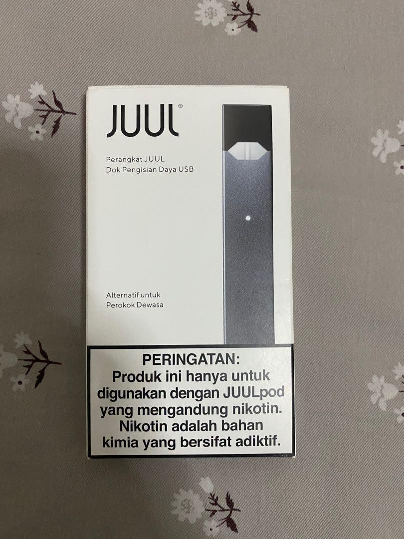 JUUL & VANILLA FLAVOURED PODS 2.5%
