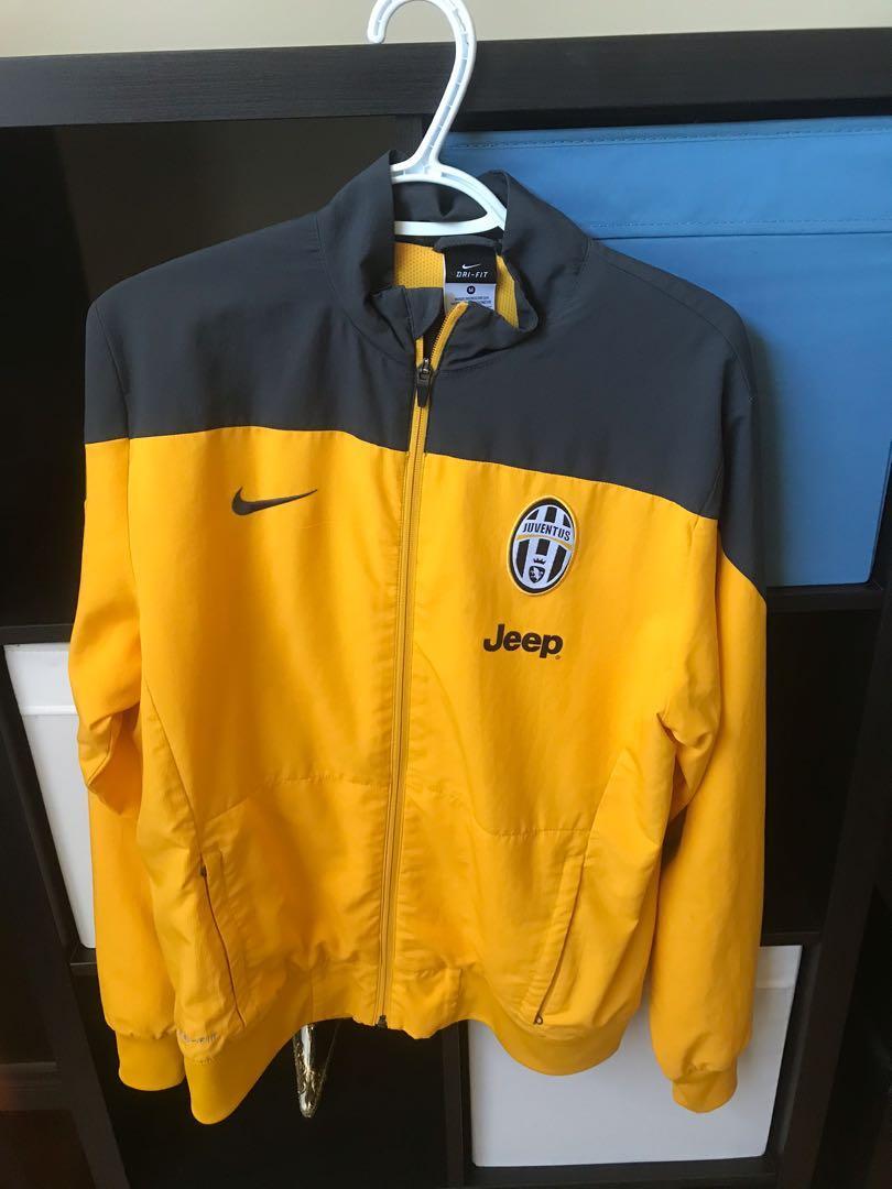Juventus Dri-Fit jacket