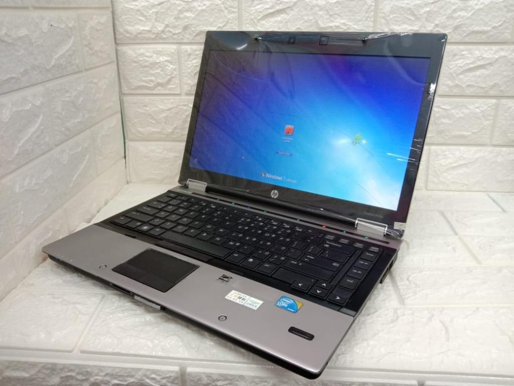 Laptop Merk Hp Elitebook 8440p Yu Di Borong Laptopnya Ready Banyak Ni
