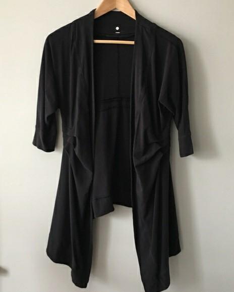 Lululemon Black Cardigan - Size 4
