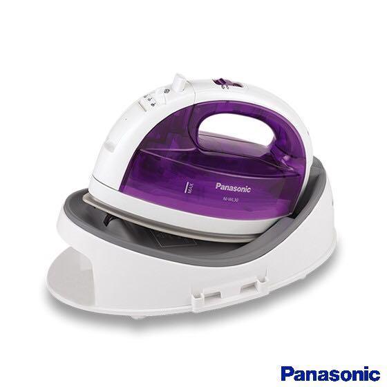 二手國際牌Panasonic無線蒸氣電熨斗 NI-WL30(8成新)