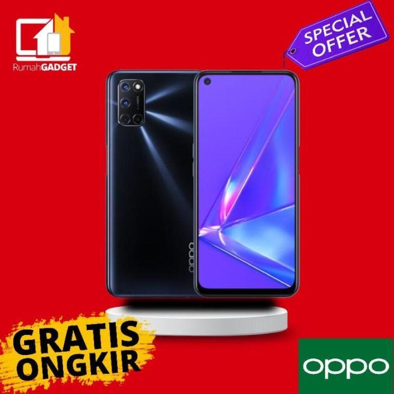 PROMO OPPO A92 Smartphone [128GB 8GB]