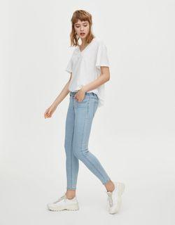 PULL&BEAR Low Waist Skinny Jean