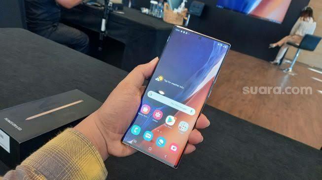 Samsung Galaxy Note 20 8/256 Cicilan Tanpa Kartu Kredit