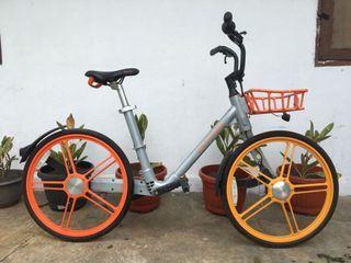 #nov10 Sepeda Mobike