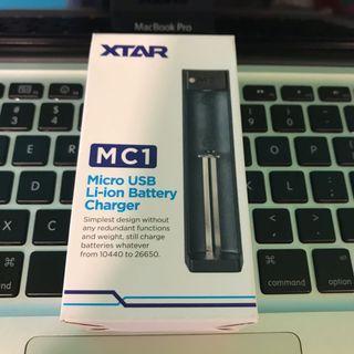 Single Charger Xtar