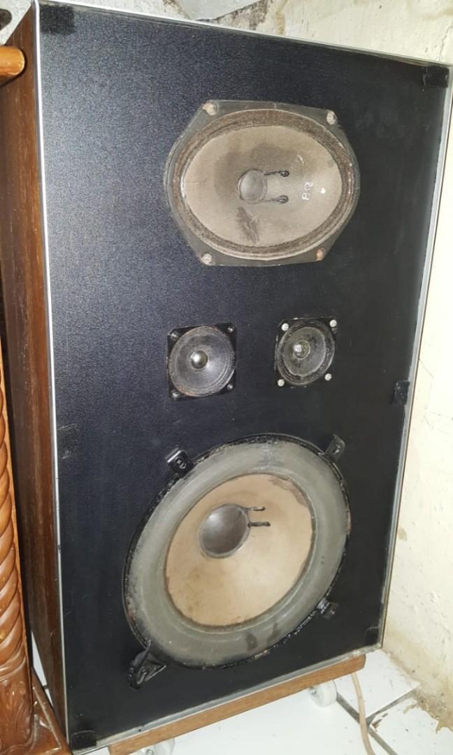 Sound system 1 set antik