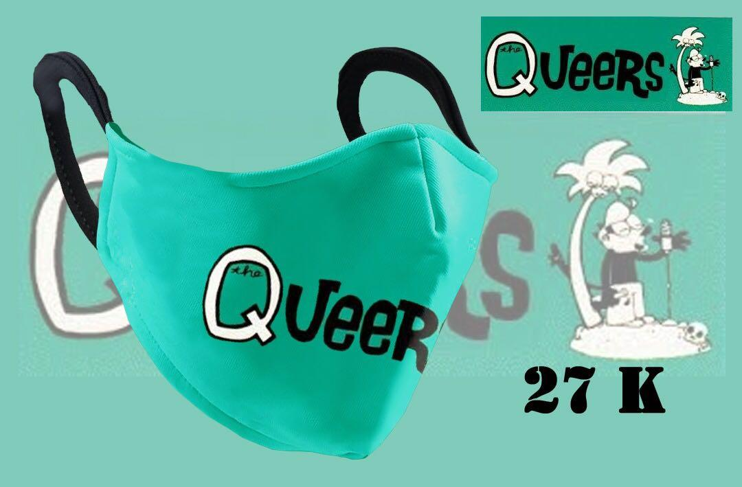 The Queers mask