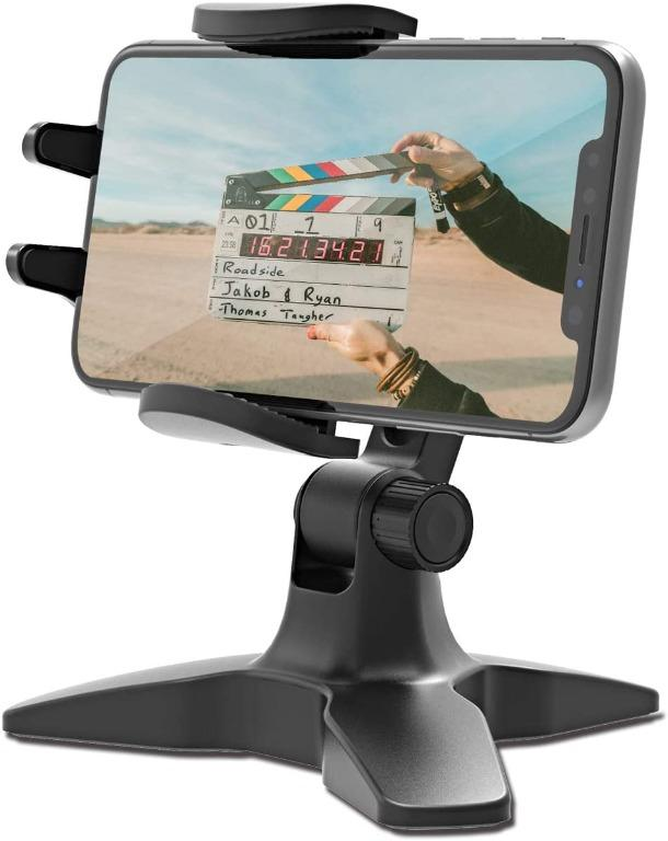 Universal Phone Stand, with 360 Degree Adjustable Cradle
