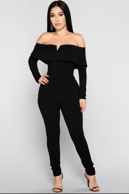 Very V Wire Jumpsuit