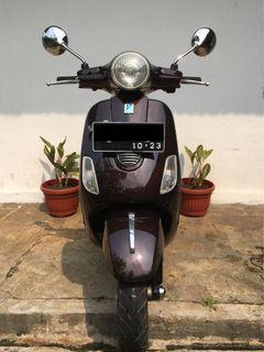 Piaggio Vespa Lx 125 2012 (Bukan Vespa Matic S, Sprint, Primavera, Gts)