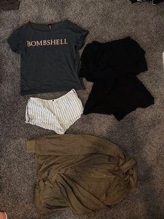Victoria secret pyjamas, button up, jumpsuit