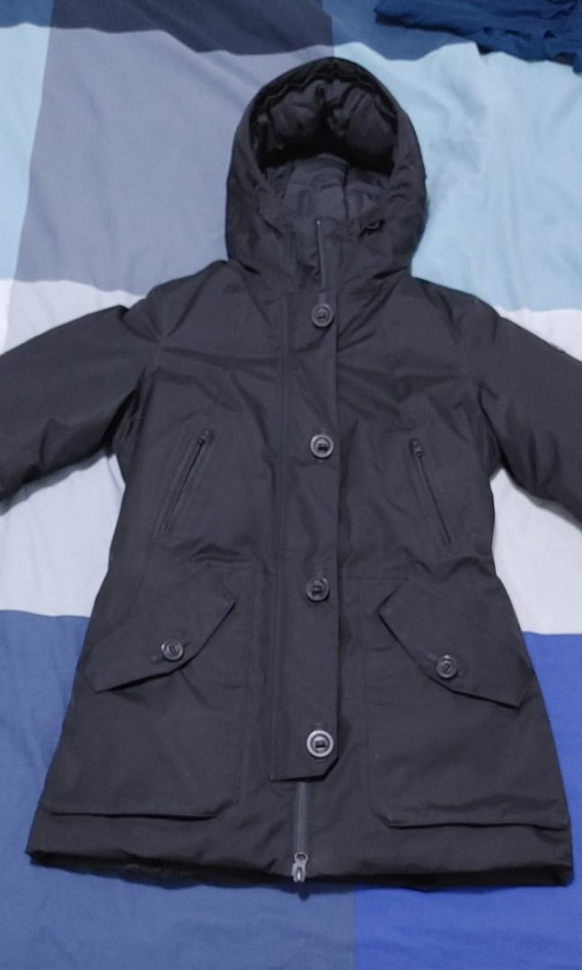 Winter parka the north face